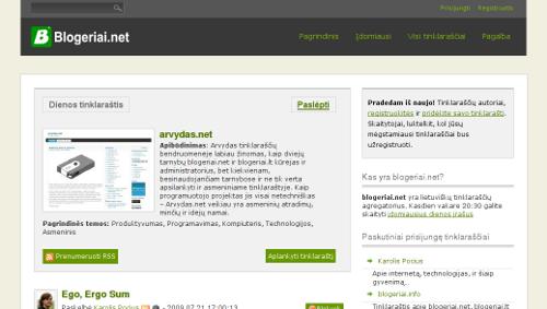 Blogeriai.net